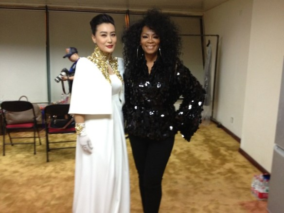 "There were many Chinese CantoPop Stars a part of the ""Night of Fortune"" GRAMMY Superstars Concert."