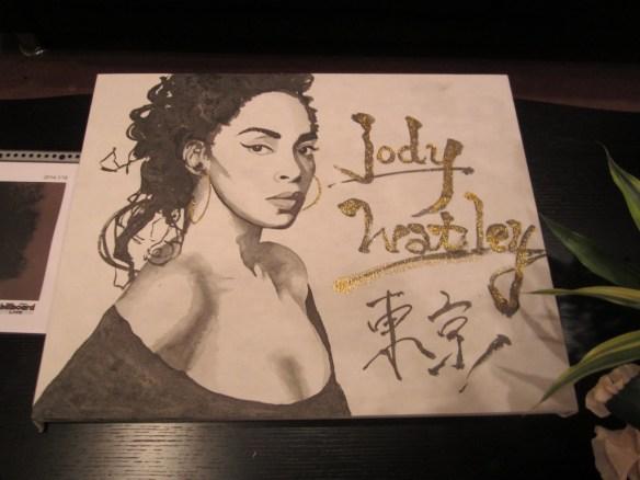© Jody Watley 2014. Art gift.