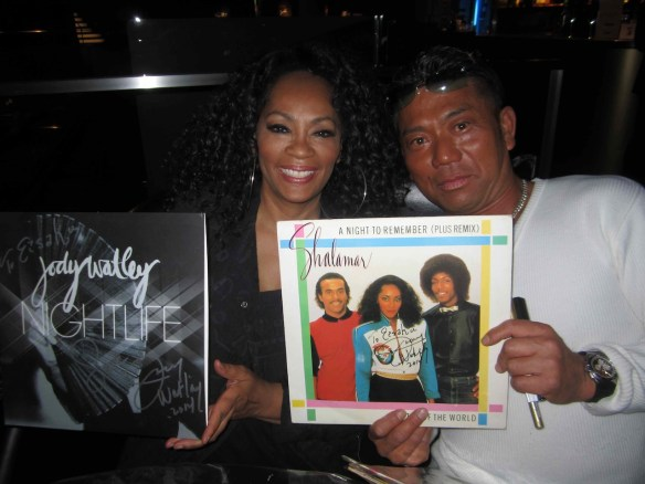Photo © 2014 Jody Watley. Music spanning decades!