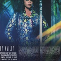Jody Watley In Summer Issue of V Magazine