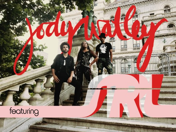 Jody Watley and SRL New