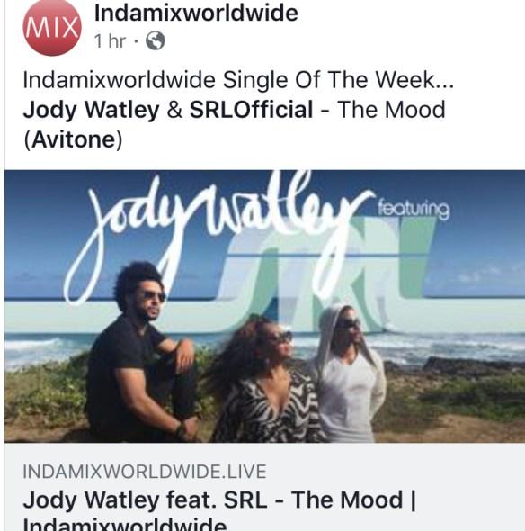 Jody Watley SRL IndaMixWorldwide