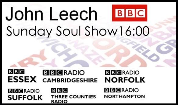 John Leech Soul Show