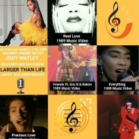 "Jody Watley - ""Larger Than Life Album"" Turns 30"