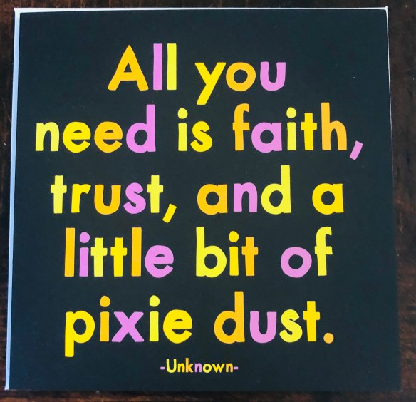 FaithandPixieDust Quote