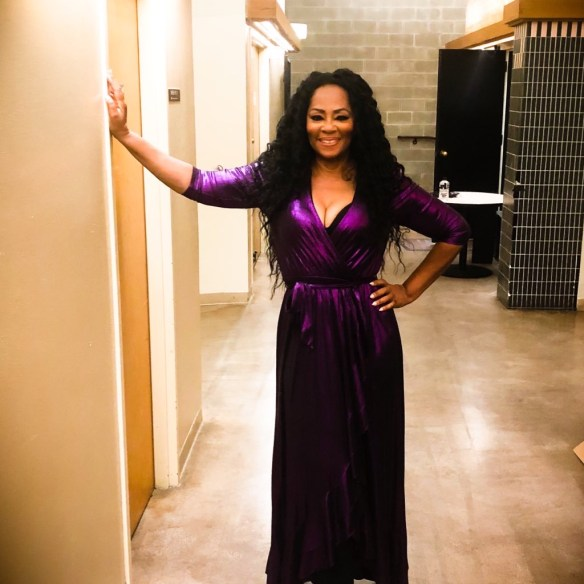Jody Watley Jo Long Theatre Backstage