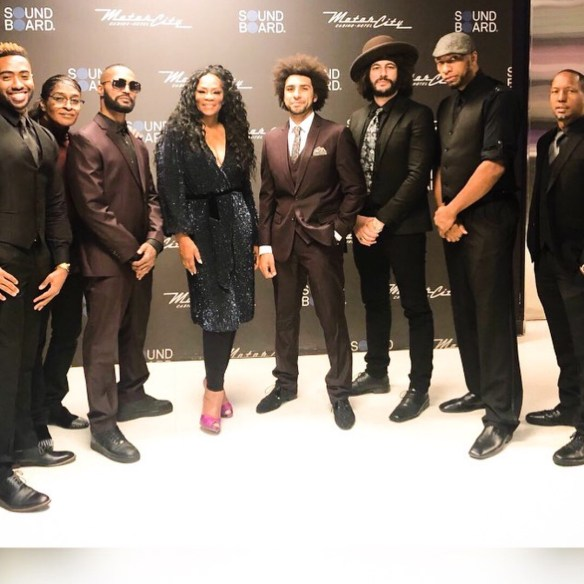 Jody Watley SRL and Band