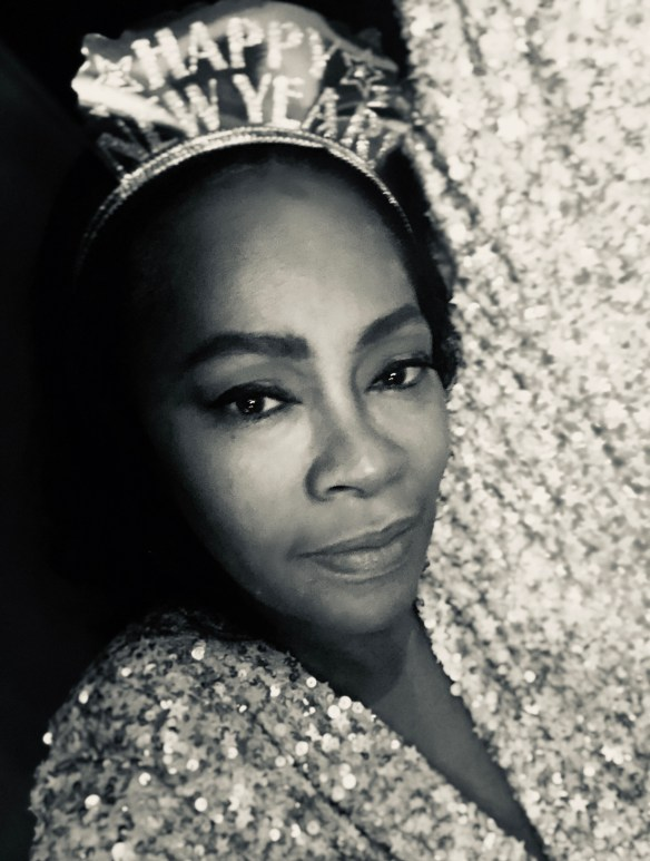 Jody Watley 2020 Happy New Year Photo Candid