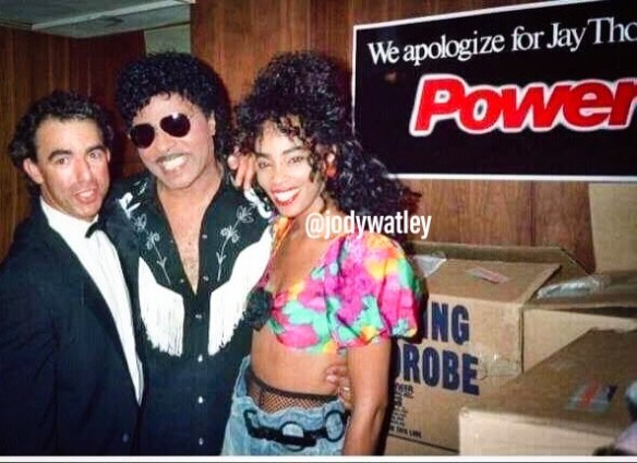 Jay Thomas Jody Watley Little Richard