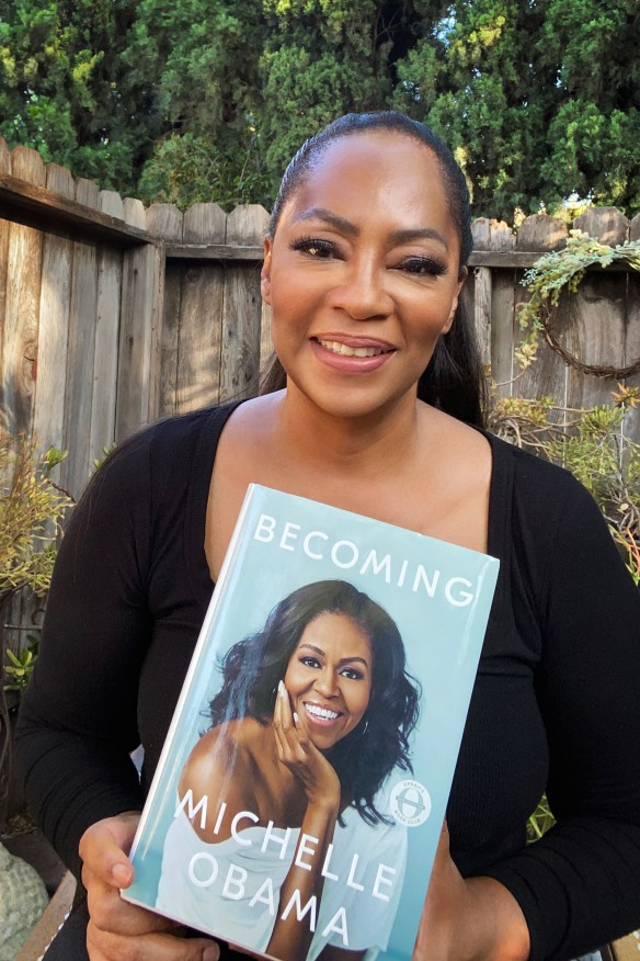 Jody Watley Book Pick Becoming Michelle Obama 2020