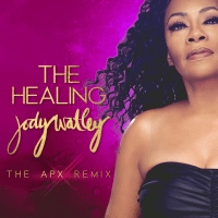 Jody Watley - The Healing. RedTop and The APX Remixes.