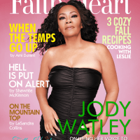 Breaking News-Jody Watley Graces Faith Heart Magazine Cover, Talks Passion For Living, Life, and Music
