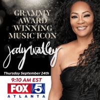 Just In! Jody Watley Will Be On Fox 5 Atlanta September 24.