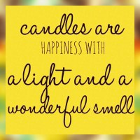 Jody Watley - Comfort. Candles and Happiness.