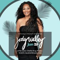 A Return To The Stage June 26 - Jody Watley - Blue Note Napa At Charles Krug Winery