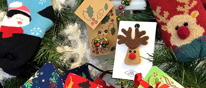 Christmas orders! We're shipping until 18th