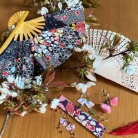 Fans and Japanese inspired jewellery and accessories