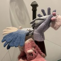 Gloves and mittens- new styles now in stock