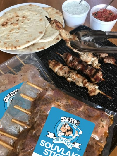 Joe Feta's SOUVLAKI STICKS