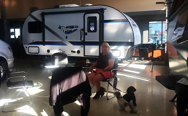 Why We Decided to try RV Living. Our top reasons for RV living - Suddenly we are spending a lot of time hanging out at RV dealerships. We never saw this coming!