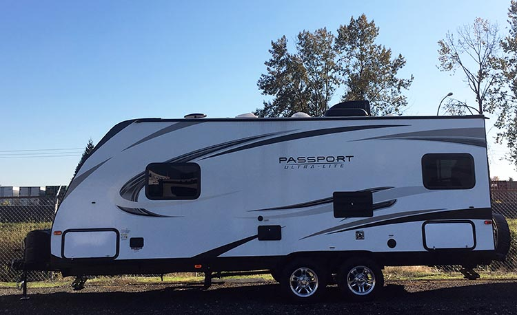 How to Choose the Right RV: 7 Tips to Help You Choose the Right RV. We finally found this Passport Ultra-Lite, which we really liked a lot