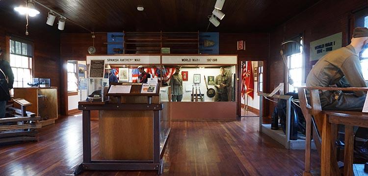 Review of Fort Stevens State Park, Northern Oregon Coast. We enjoyed the museum at Fort Stevens historical site