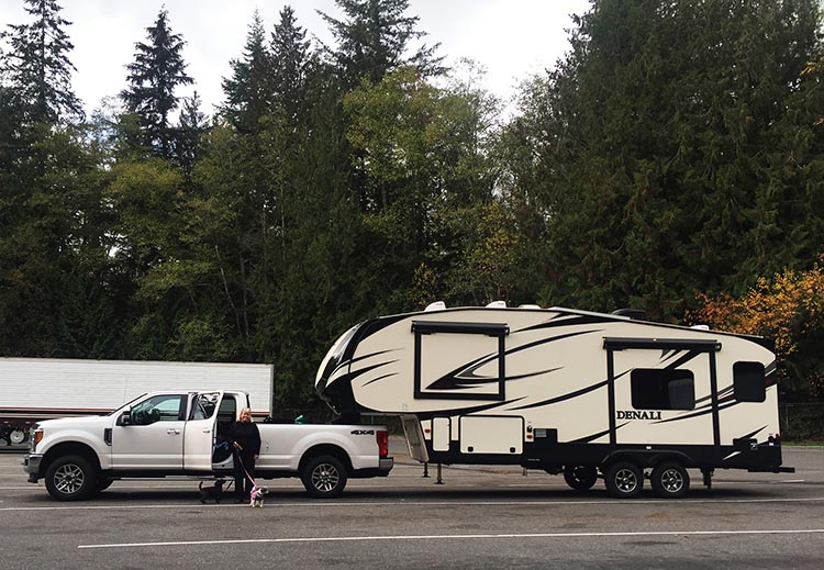 Our Trip to Fort Stevens State Park, Oregon. Our RV adventure begins! We stopped at Bow Hill Rest Stop, just 20 miles south of Bellingham