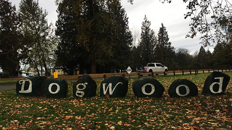 Review of Dogwood RV Park and Campground, near Vancouver, Canada