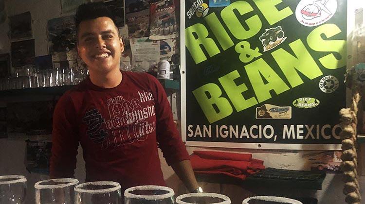 Day 4 of our RV Caravan Trip with Baja Winters: from Cataviña to Rice and Beans RV Park, San Ignacio, Baja California Sur, Mexico