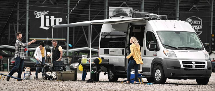 An RV gives you access to whole lot of fun on the road; but it's important to keep it protected