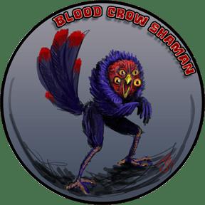 Blood Crow Shaman