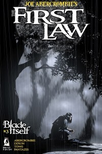 The First Law Comic Series - Issue #3