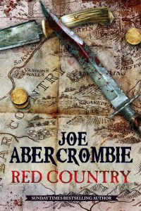 Red Country - UK Paperback