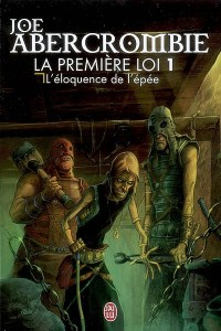 The Blade Itself - Alt. French Cover