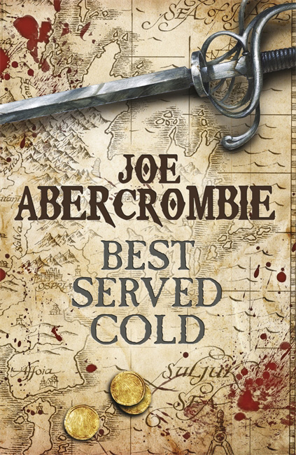 Best Served Cold - UK Paperback