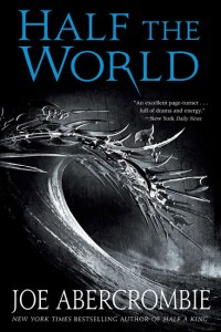 Half the World, US Paperback
