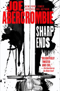 Sharp Ends, US Hardcover