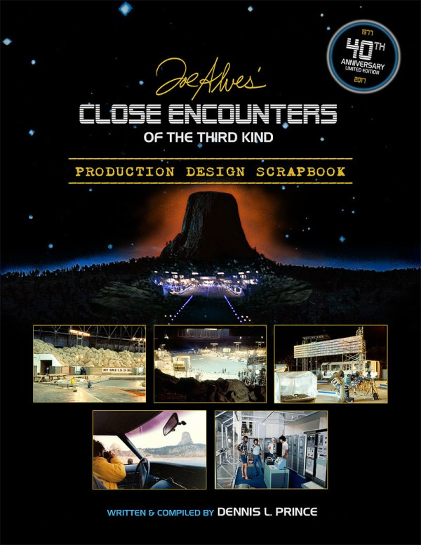 Joe Alves CE3K Production Design Scrapbook