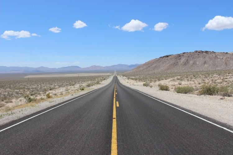 Endless road!