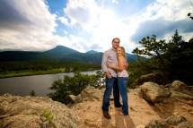 Lily Lake Estes Park Joe And Robin Denver Wedding