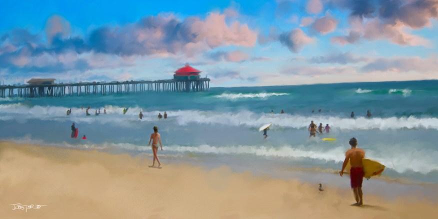"""""""Huntington Beach"""""""
