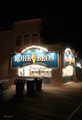 """""""Kohr Bros. Ocean City N.J."""""""