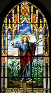 St. Peter's Altar Window