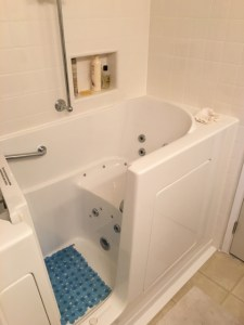 Finished Accessible Shower/Tub 6