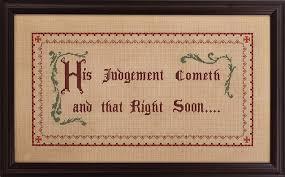 News -- Judgement