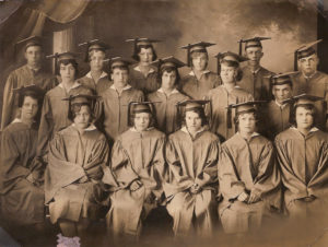 Warroad, MN High School -- Class of 1930