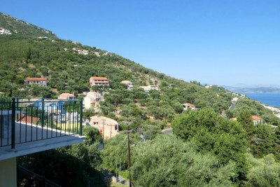 View from Villa Andonis