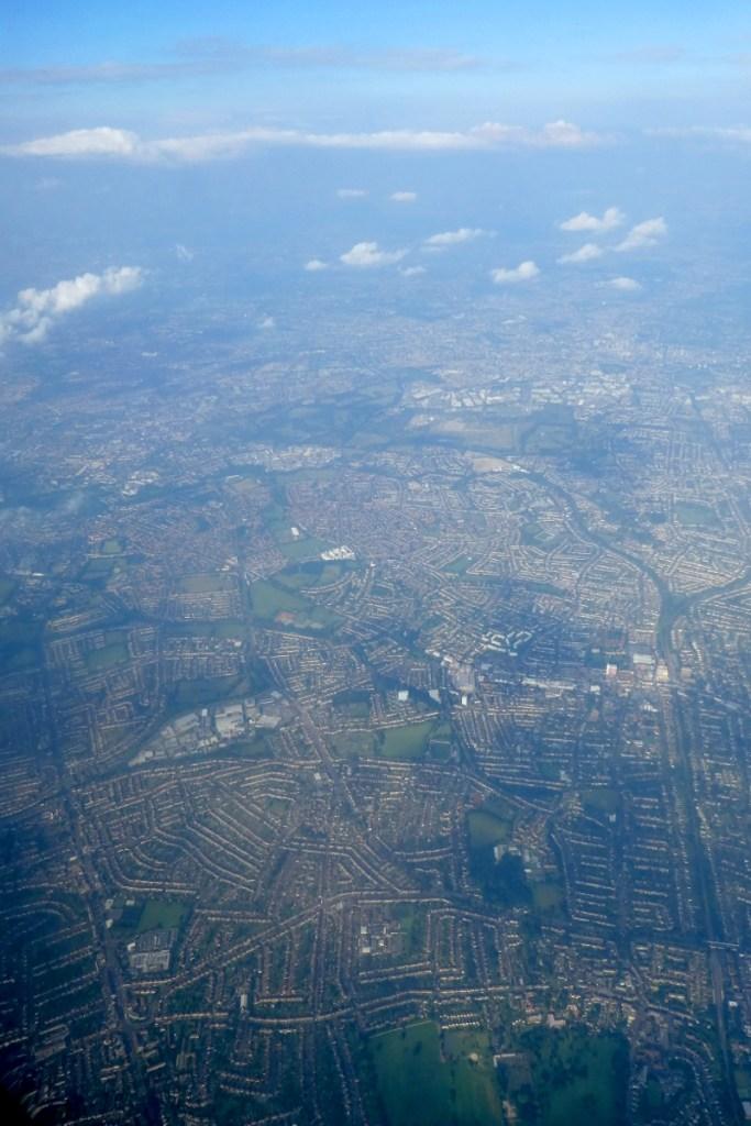 Trip - Back over England