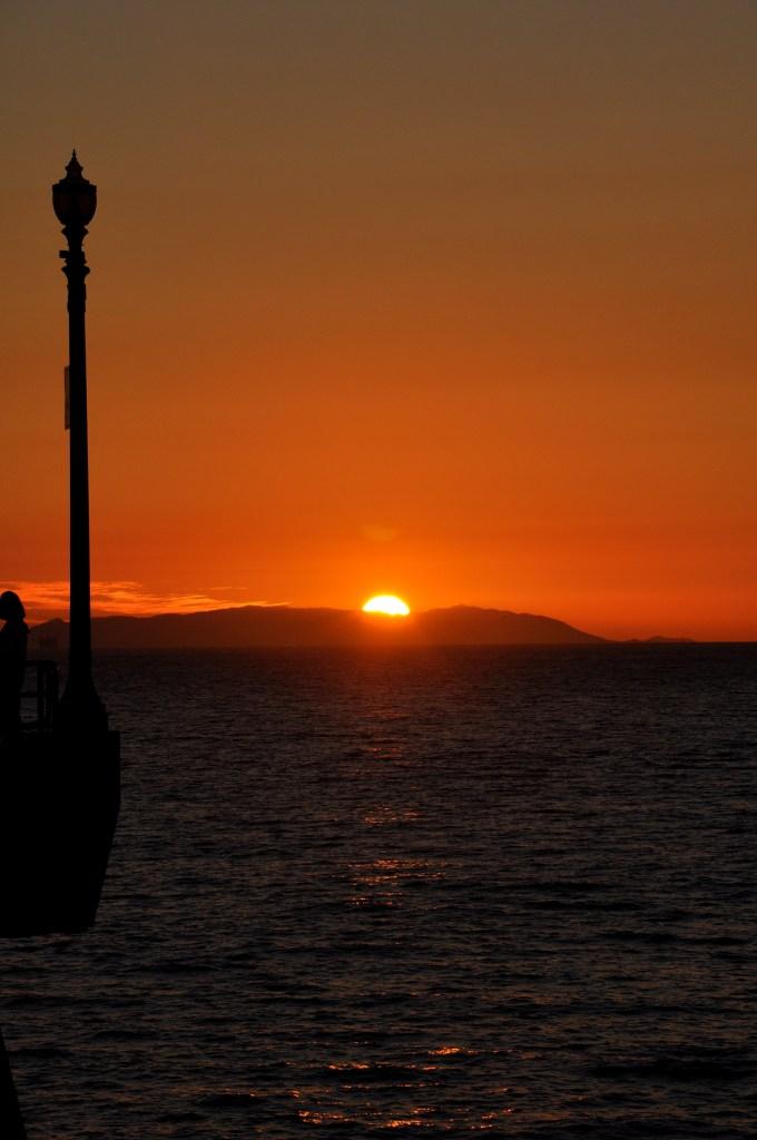 HB Sunset Pier