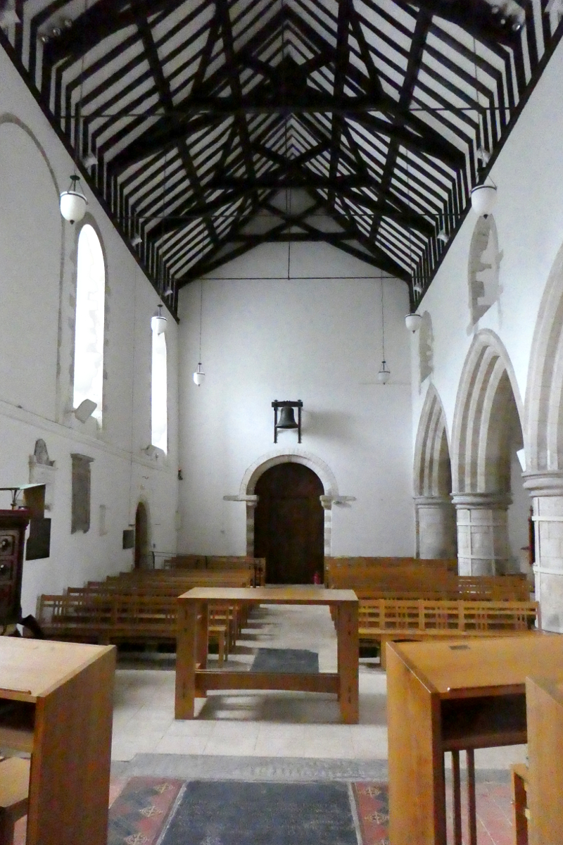 St. Thomas of Canterbury - Interior Facing Away From Altar.